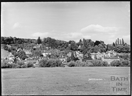 View of Batheaston c.1937