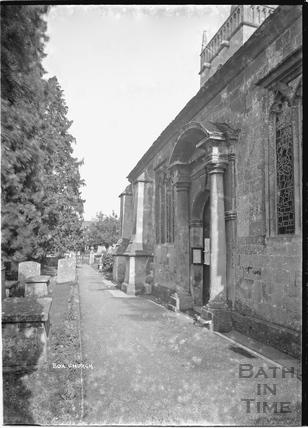 Box Church 15 June 1936