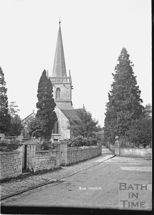 Box Church c.1939