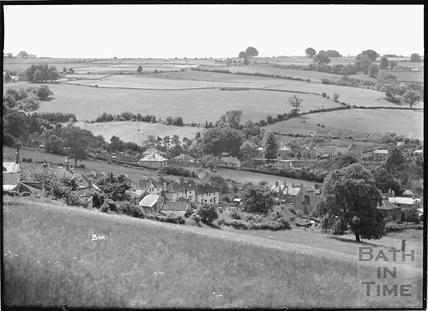 View of Box c.1939