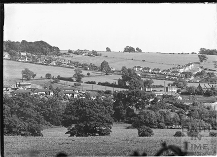 View of Box c.1939