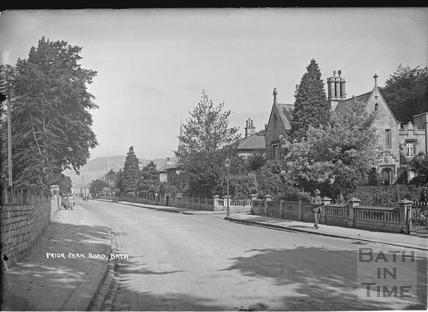 Prior Park Road, c.1930s