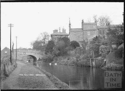 The Rectory, Bathwick, Bath c.1920