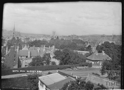Bath from Sydney Buildings c.1920