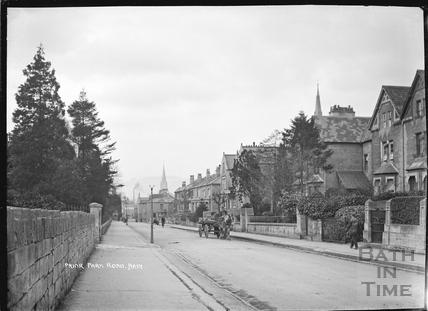 Prior Park Road, c.1920s