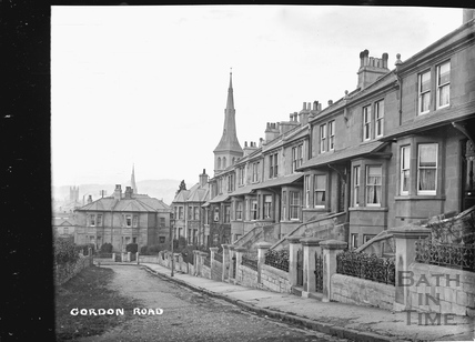 Gordon Road, Widcombe, c.1920s