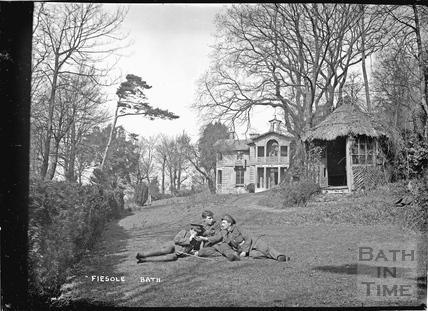 Fiesole, Bathwick Hill c. April 1915