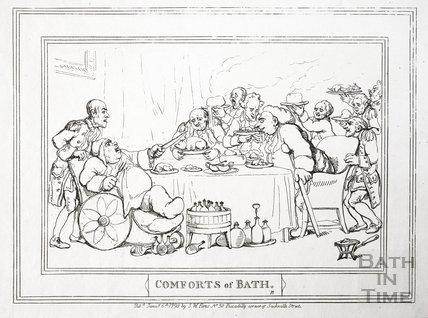 Comforts of Bath