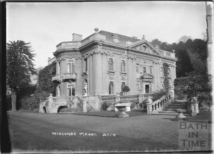 Widcombe Manor c.1929