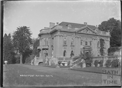 Widcombe Manor c.1929