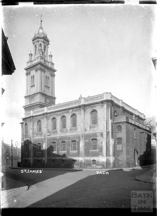 St James Church c.1920s