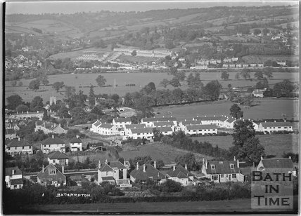 View of Bathampton No.I, 5 Oct 1950