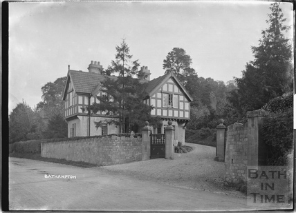 House in Bathampton, c.1932