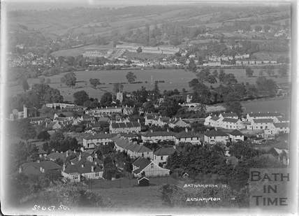 View of Bathampton No.III, 5 Oct 1950