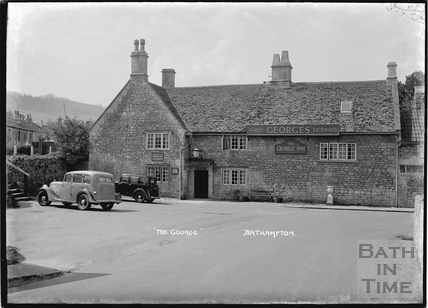 The George at Bathampton, c.1932