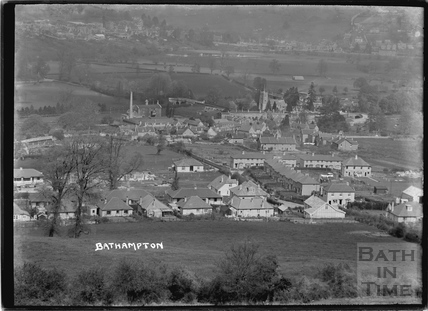 View of Bathampton, c.1932