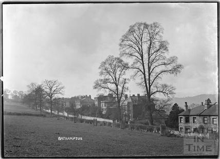 Bathampton Lane, c.1932