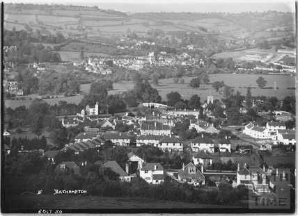 View of Bathampton No.II, 5 Oct 1950