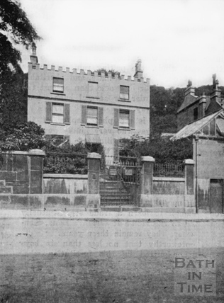 The Cripple's Home, No.4 Prospect Place, Camden Road