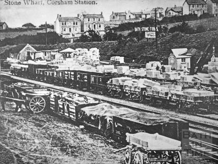 Stone Wharf, Corsham Station