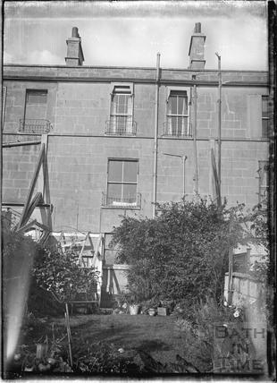 After the Bath Blitz, Sydney Buildings 1942
