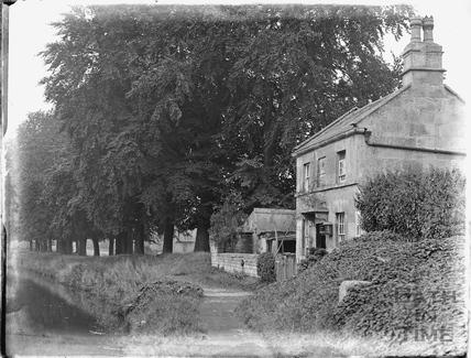 Canalside, Bathampton c.1920