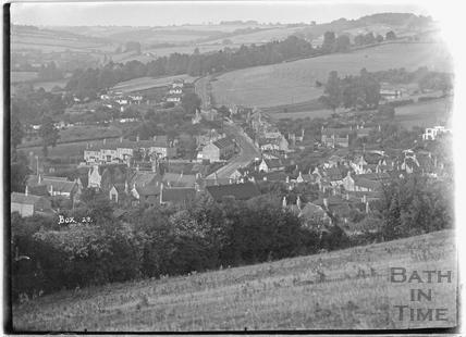 View of Box No.29 1932