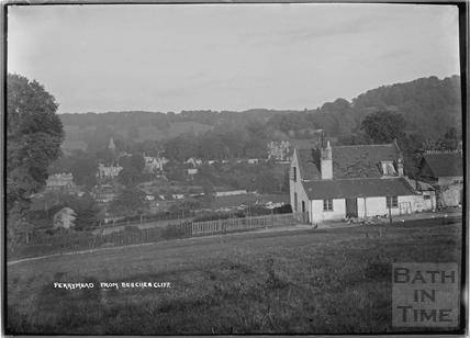 Perrymead from Beechen Cliff c.1920s