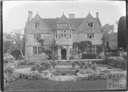 St Catherines Court from garden No.19 c.1920s