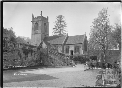 The Church at St Catherines Court No.11 c.1920s