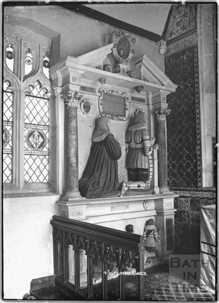 Blanchard Family Memorial, St Catherines Church No.4 c.1920s