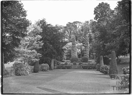 The Croquet Lawn, St. Catherine's Court c.1907