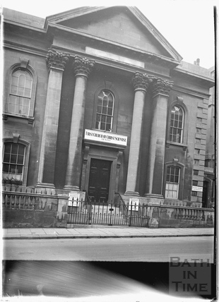 The Church of Christ Scientist, Charlotte Street c.1920s