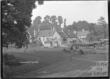 Alcombe Manor, Ditteridge, near Box, 1935
