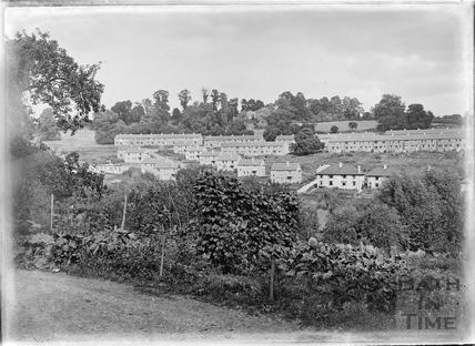 Elmhurst Estate, Batheaston 1950