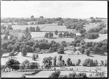 View of Shockerwick from Kingsdown c.1920s
