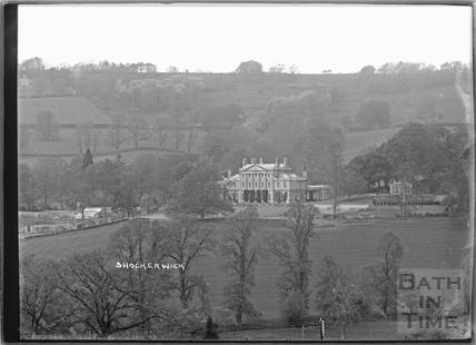 View of Shockerwick House c.1920s