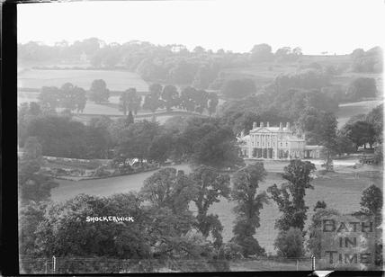 View of Shockerwick House c.1920s