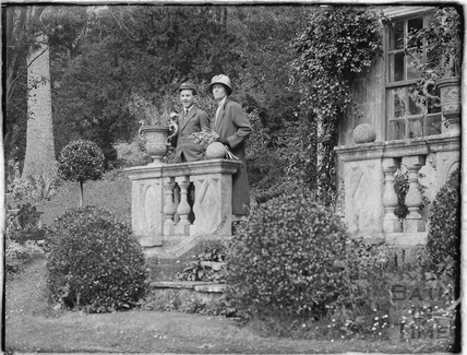 Iford Manor 1926