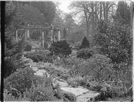 The Peto Gardens at Iford Manor 1926
