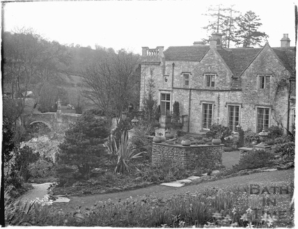 View of Iford Manor 1926