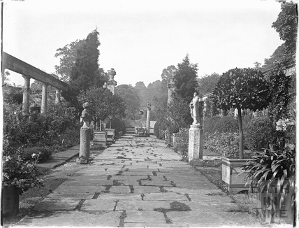 The Peto Gardens at Iford Manor c.1926