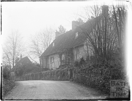 House in Freshford c.1920s