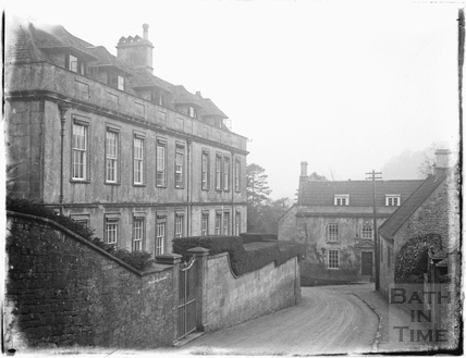 The Old House, The Hill, High Street, Freshford c.1920s
