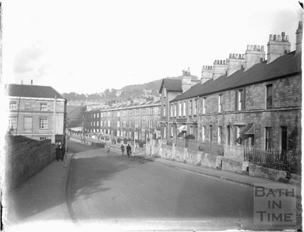 St Matthews Place, Pulteney Road, Widcombe c.1950s
