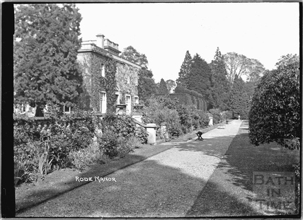 Rode Manor c.1935