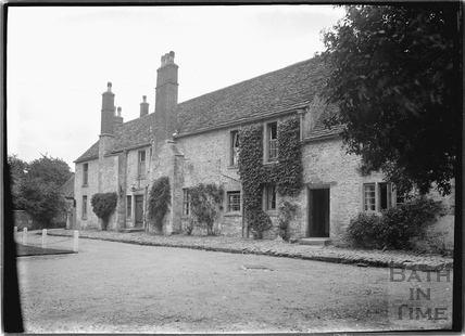 House in Wingfield c.1932