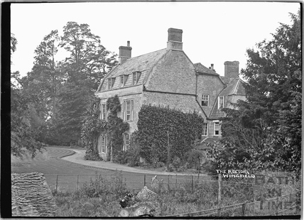 The Rectory, Wingfield 1932