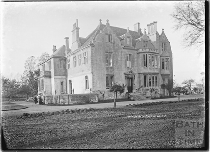 The Green House, Wingfield 12 Nov 1938