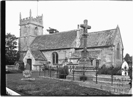 Wingfield Church 1932